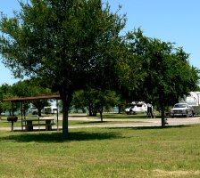 The main campground has 50 sites.