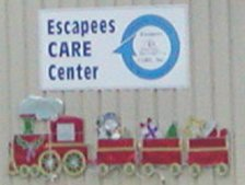 This is Escapees CARE building. Expand this for the view of the building.