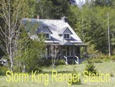 Storm King Ranger Station