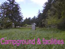 campground & facilities