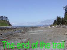 the end of the trail