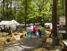 The Berea Crafts Festival is one of the very best that we have ever seen.